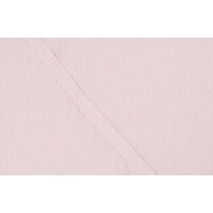 Простыня Ecotex на резинке трикотажная 200х200х20 розовая (4670016952028)