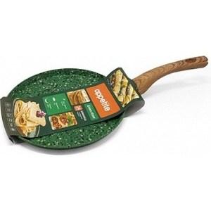 Сковорода для блинов d 24 см Appetite Green Stone (GS6241)
