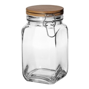Ёмкость для сыпучих продуктов 1.2 л Nadoba Dasa (741812)