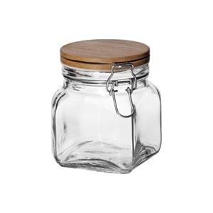 Ёмкость для сыпучих продуктов 0.7 л Nadoba Dasa (741813) емкость для сыпучих продуктов nadoba dasa 1 2 л