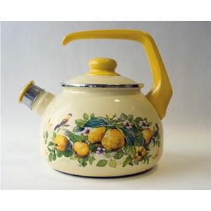 Чайник эмалированная 2.5 л Metrot Айва (183192) айва японская кримсон энд голд