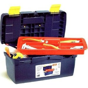 Ящик для инструментов Tayg 50х25,8х25,5см №15 (115004)