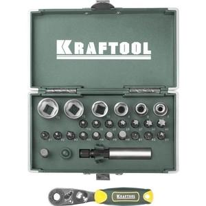 Набор бит Kraftool X-Drive NSS 26 предметов (26065-H26)
