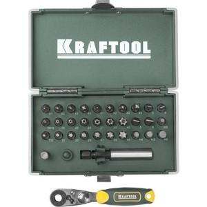 Набор бит Kraftool X-Drive NSS 33 предмета (26065-H33)