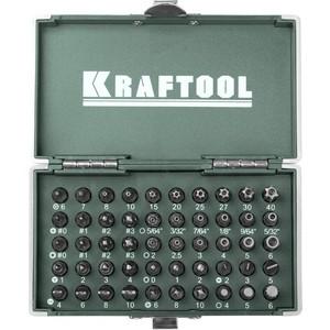Набор бит Kraftool X-Drive NSS 50 предметов (26065-H50)