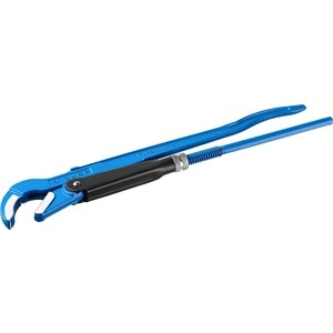 Ключ трубный рычажный Зубр Профессионал № 3, 2 (27337-3_z01) удлинитель зубр 55058 3