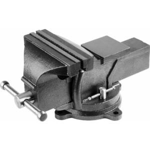 Тиски Stayer слесарные с поворотным основанием 200мм/17,5кг (3254-200)