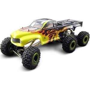 Радиоуправляемый шестиколесный краулер HSP Racing 4WD RTR масштаб 1:5 2.4G радиоуправляемый краулер bsd racing 4wd rtr масштаб 1 10 2 4g bt1003
