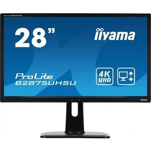 Монитор Iiyama B2875UHSU-B1 монитор iiyama xb2474hs b1