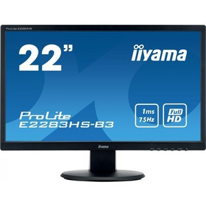 Монитор Iiyama E2283HS-B3 цена