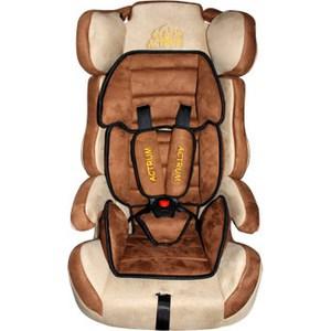 Автокресло Actrum MARS (9-36) (серия E) цвет Brown (коричневый) автокресло leader kids 0 18 кг rally ii цвет zuma brown коричневый принт