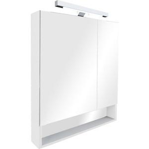 Зеркальный шкаф Roca Gap 70 белый глянец (ZRU9302886)