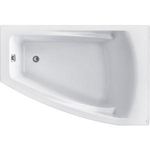 Акриловая ванна Roca Hall Angular 150х100 правая (ZRU9302865)