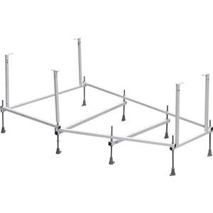 Монтажный комплект Roca Hall 150х100 см, каркас, слив-перелив, крепления (ZRU9302868)