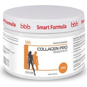 Витаминно-минеральный комплекс BBB Collagen Pro (апельсин и витамин С) 200 гр.