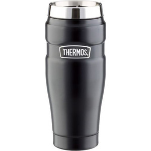 Термокружка 0.47 л Thermos SK1005 Matte Black (015563)