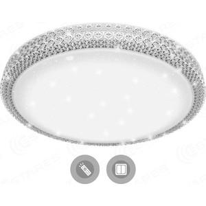Управляемый светодиодный светильник Estares PLUTON 60W R-520-SHINY-220V-IP44 estares als 18 clean