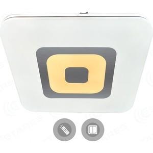 Управляемый светодиодный светильник Estares QUADRON DOUBLE 72W S-450-WHITE-220-IP44