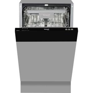 Встраиваемая посудомоечная машина Weissgauff BDW 4124 цена и фото