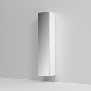 Пенал Am.Pm Spirit 2.0 35 левый, белый, зеркало (M70ACHML0356WG)