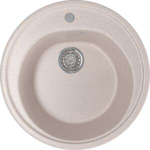 Кухонная мойка Mixline ML-GM11 50х50 песочный 302 (4630030632771)