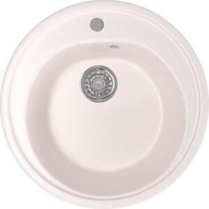 Кухонная мойка Mixline ML-GM11 50х50 светло-розовый 311 (4630030632894)