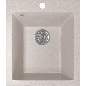 Кухонная мойка Mixline ML-GM14 42х49,5 песочный 302 (4630030633495)