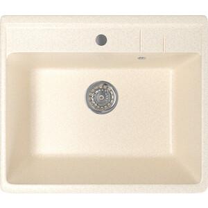 Кухонная мойка Mixline ML-GM15 55x49 бежевый 328 (4630030633914)