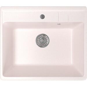 Кухонная мойка Mixline ML-GM15 55x49 светло-розовый 311 (4630030633853)