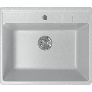 Кухонная мойка Mixline ML-GM15 55x49 серый 310 (4630030633761)