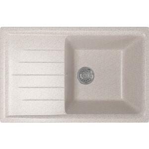 Кухонная мойка Mixline ML-GM19 49,5х75 песочный 302 (4630030634690)