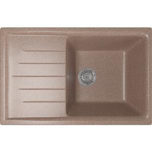 Кухонная мойка Mixline ML-GM19 49,5х75 терракотовый 307 (4630030634843)