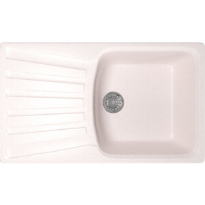 Кухонная мойка Mixline ML-GM20 48x83 светло-розовый 311 (4630030635055)