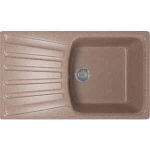 Кухонная мойка Mixline ML-GM20 48x83 терракотовый 307 (4630030635086)