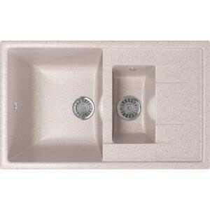 Кухонная мойка Mixline ML-GM22 77x49,5 песочный 302 (4630030635413)