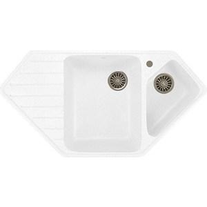 Кухонная мойка Mixline ML-GM25 97x50 молоко 341 (4620031442936)