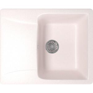 Кухонная мойка Mixline ML-GM26 58x47 светло-розовый 311 (4630030636496)