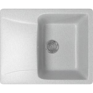 Кухонная мойка Mixline ML-GM26 58x47 серый 310 (4630030636403)