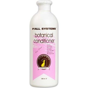Купить Кондиционер 1 All Systems Botanical Conditioner на основе растительных экстрактов для шерсти кошек и собак 500мл