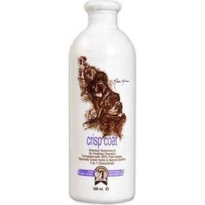 Шампунь 1 All Systems Crisp Coat Botanical Texturizing & De-Toxitying Shampoo для жесткой шерсти кошек и собак 500мл