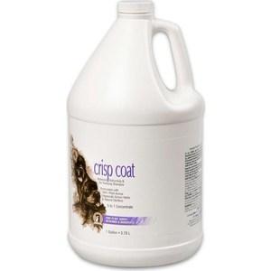 Шампунь 1 All Systems Crisp Coat Botanical Texturizing & De-Toxitying Shampoo для жесткой шерсти кошек и собак 3,78л