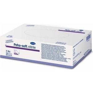 Перчатки Hartmann Peha-soft Nitrile L диагностические нитриловые без пудры 100шт