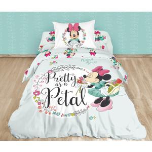 Детское постельное белье Minnie 1,5 сп, Минни Маус с наволочками 50х70 (712513)