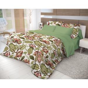 Комплект постельного белья Волшебная ночь Евро, ранфорс, Nuts с наволочками 70х70 (716339)