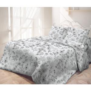 цена Комплект постельного белья Самойловский текстиль 1,5 сп, бязь, с наволочками 50х70 (714289) онлайн в 2017 году