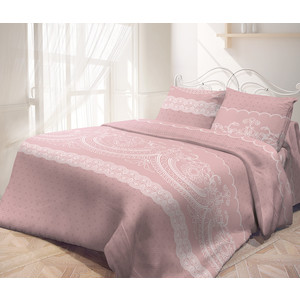 цена Комплект постельного белья Самойловский текстиль Евро, бязь, с наволочками 50х70 (714272) онлайн в 2017 году
