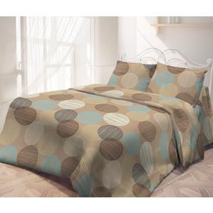 цена Комплект постельного белья Самойловский текстиль 2-х сп, бязь, с наволочками 50х70 (713567) онлайн в 2017 году