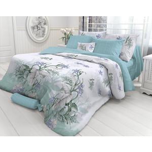 Комплект постельного белья Verossa 1,5 сп, перкаль, Branch, 2 наволочки 70x70 (718697) комплект постельного белья хлопковый край есения 2 х спальный наволочки 70x70 цвет зеленый