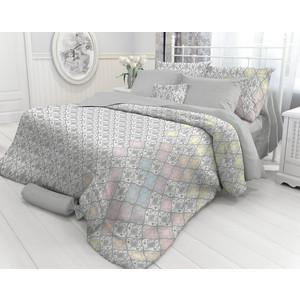 купить Комплект постельного белья Verossa 2-х сп, перкаль, Damask, 2 наволочки 50x70 (718712) по цене 3386.5 рублей