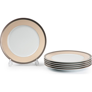 Набор тарелок 27 см La Rose des Sables Tanite Victoire Pl(539116 1489) цена